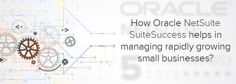 How Oracle Netsuite Suitesuccess Helps In Managing Rapidly Growing Small Businesses?