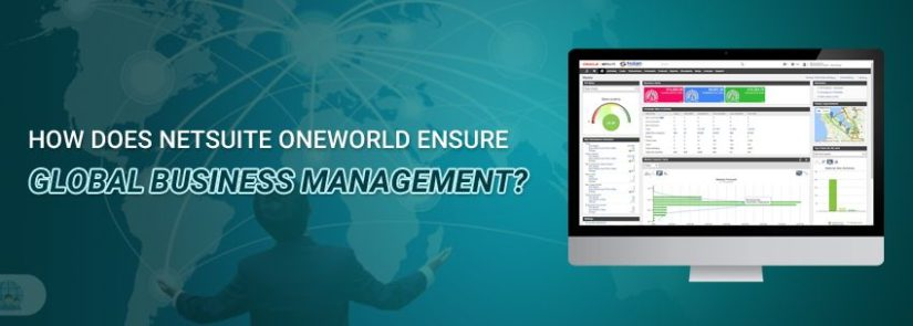 How Does Netsuite Oneworld Ensure Global Business Management?