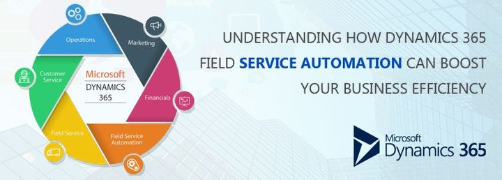 Dynamics 365 Field Service Automation Can Boost Your Business Efficiency
