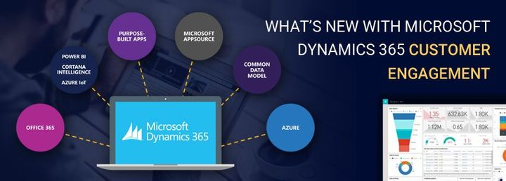 What's New with Microsoft Dynamics 365 Customer Engagement