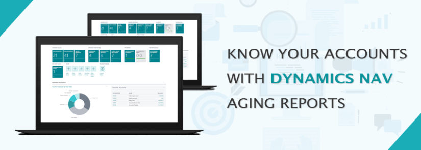 Know your Accounts with Dynamics NAV Aging Reports